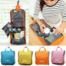 Womens Travel Hanging Wash Bag Cosmetic Toiletry Organizer Makeup Storage Pouch
