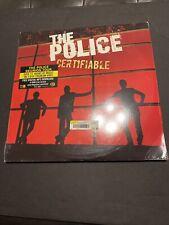 The Police Certifiable ( 3 Premium Vinyl Set , Nov-2008, A&M Best Buy Edition )
