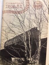 Canadian Rail Magazine Coast To Coast In Toronto june 1965 100517NONRH2