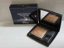 Christian Dior Rouge Blush Midnight Wish Couture Colour Golden Shimmer 001 Box