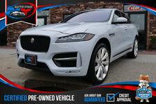 New listing  2017 Jaguar F-Pace R-Sport Awd, Diesel, Navigation, Heated Seats, Sun