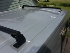Pair of Ford Transit Tower Brackets for Mounting Solar Panels to 8020 Crossbars