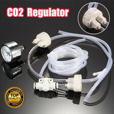 Pro DIY CO2 Diffuser Generator System Kit Adjustment Water Plant Fish Aquarium
