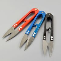 3Pcs Portable U-shape Sewing Tool Scissors