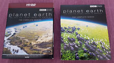 Planet Earth (2006) - David Attenborough (UK Edition 5 x HD DVD, 2007)