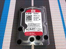 """WD Western Digital Red NAS 4TB Intern 5400RPM (WD40EFRX) 3,5"""""""