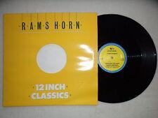 "MAXI LOLEATTA HOLLOWAY ""Hit and run"" RAMS HORN RECORDS RHR 3434 HOLLAND µ"