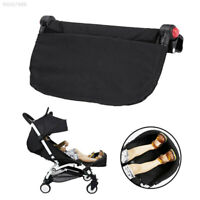 Baby Stroller Extension Footrest Pram Accessory Foot Rest Bumper Bar Portable