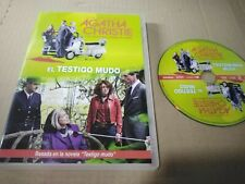 The Witness Mute DVD Agatha Christie
