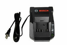 Bosch BC660 18 Volt Lithium-Ion Battery Charger with Charge Indicator Light