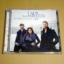 Lady Antebellum - On This Winter's Night USA CD MINT Pop #M03*