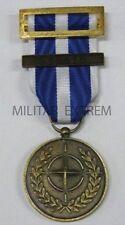 MEDALLA OTAN KOSOVO ( KFOR ) MILITAR