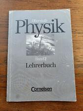 Oberstufe Physik Band 2 Lehrerbuch Cornelsen Abitur Gymnasium