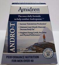 MHP Sera-Pharma Amidren Andro-T 60 tablets for Men over 40 exp. 02-2019