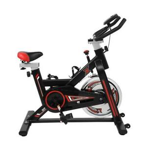 8 Spin Home Exercise Fitness Bike Fitness Cardio Workout Machine Flywheel