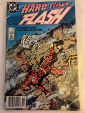 "FLASH #17 (Oct 1988, DC Comics) ""HARD TIMES!"