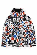 QUIKSILVER Jacke mit Logo-Print 14 Jahre = 164 multicolor Kinderjacke Boys Kids