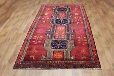 Persian Traditional Vintage Wool 310cmX140cm Oriental Rug Handmade Carpet Rugs