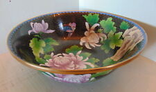 A stunning antique large Chinese Cloisonne Bowl – Beautiful design