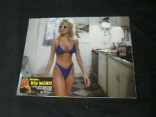 8 Original 1988 TRACI LORDS NOT OF THIS EARTH 11x14 Lobby Card Set Hot Pictures