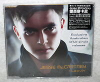 Jesse McCartney Leavin' Taiwan Exclusive CD w/Sticker