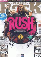 Classic Rock 122 August 2008 Magazine Rush