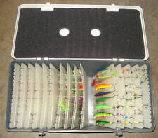 """8"""" Body Special Mate Tackle Box, Great for Stick Baits! Made in USA  #8128-G"""