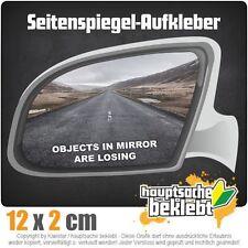 objects in mirror are losing csf0719  JDM  Sticker Aufkleber