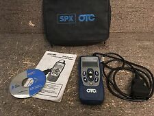 Used OTC 3494 Trilingual OBD II AutoCode Code Reader Kit