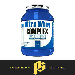 Yamamoto Nutrition Ultra Whey Complex 700g Protein 50% isolate &50% concentrate