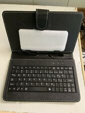 7inch Tablet PC Keyboard Flip Stand Case Keyboard Holster for Android Devices