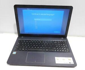 ASUS F543, 4GB RAM, 1TB HDD, F543UA-GQ1817T Star Gray Laptop