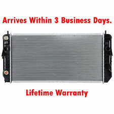 New Radiator For Cadi Deville 01-05 Aurora 01-03 4.0 4.6 V8 Lifetime Warranty