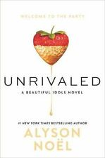 Unrivaled by Alyson Noel Hardcover Book (English)