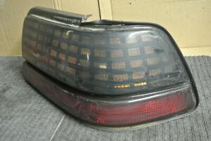 1990-1996 PONTIAC GRAND PRIX LEFT DRIVER SIDE TAIL LIGHT LAMP OEM, 166-01334
