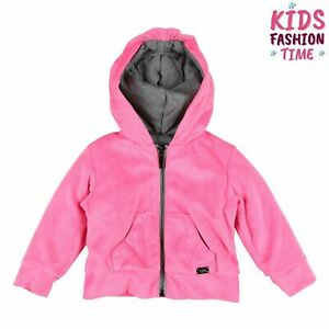RRP €125 SO TWEE By MISS GRANT Pile Jacket Size 18M / 80-86CM Padded Hooded