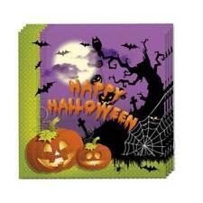 Halloween 20 Servilletas de Papel Decoración Otoño Gruselparty