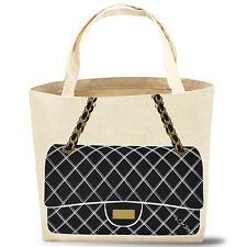 Hollywood star street snap-My other bag all-match bag canvas shoulder bag-Black