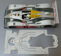 Chasis Audi R10 Pro SS compatible Avant Slot marca Kat Racing K/SS12V2