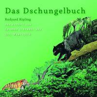 DAS DSCHUNGELBUCH Große Geschichten neu erzählt CD von  Rudyard Kipling