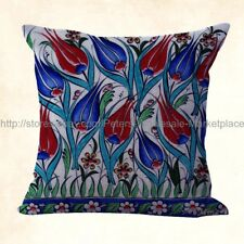 US SELLER, ideas on interior decorating retro bohemian floral cushion cover