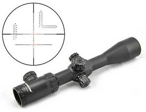 Visionking 2-20x44 10 Ratio Side Focus Military Hunting Tactical Rifle scope