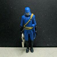 GI Joe limited edition Mini Figure Cobra Commander Custom Made Keychain Dangler