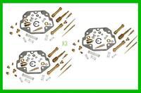 MS Carburetor Repair Kit x3 KAWASAKI KZ 1300 A 79-82
