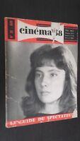 Rivista per Lettera Cinema N° 28 Giugno 1958 -2 ABE