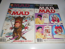 LOT MAD 1/2/4/8/ BE