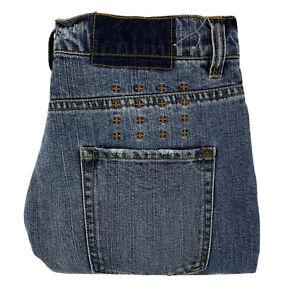 Ksubi Men's Slim Slouch Ballin Blue Denim Jeans Size 30