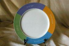 Mary Kay Pastel Inspirational Collection Chop Plate/Round Platter