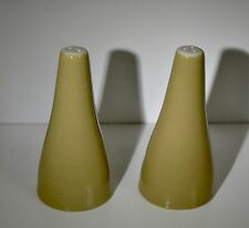 Royal China STAR GLOW  Salt & Pepper Shakers - Mid century Modern