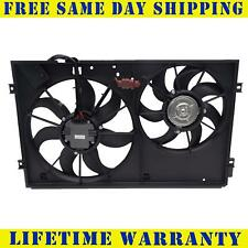 Radiator Condenser Fan For Volkswagen Jetta Beetle 2.0L 2.5L L4 L5 VW3120100
